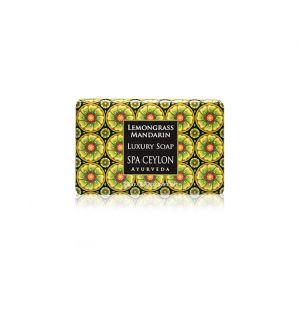 LEMONGRASS MANDARIN Luxury Soap 250g