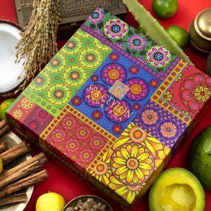 DIWALI FESTIVE TREATS GIFT BOX - A