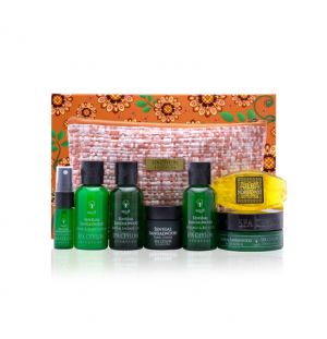 SENSUAL SANDALWOOD - Home Spa Set