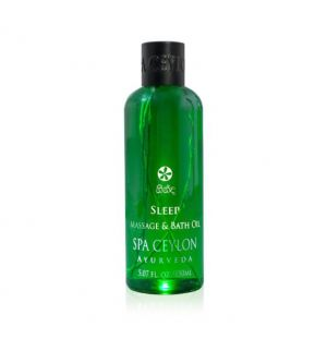 SLEEP - Massage & Bath Oil 150ml