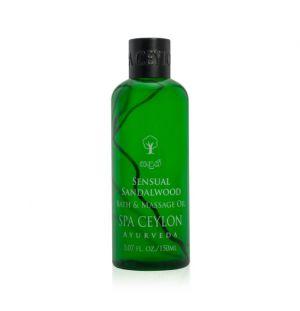 SENSUAL SANDALWOOD - Bath & Massage Oil 150ml