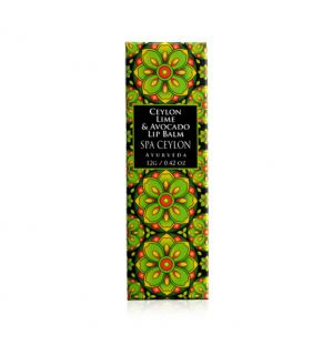 CEYLON LIME & AVOCADO - Lip Balm
