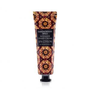 SANDALWOOD SPICE - Intensive Hand Cream 30g