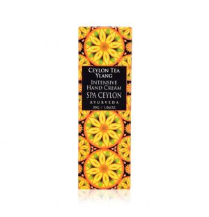 CEYLON TEA YLANG - Intensive Hand Cream 30g