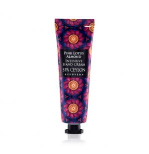 PINK LOTUS ALMOND - Intensive Hand Cream 30g