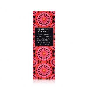 GRAPEFRUIT COCONUT  - Intensive Hand Cream 30g