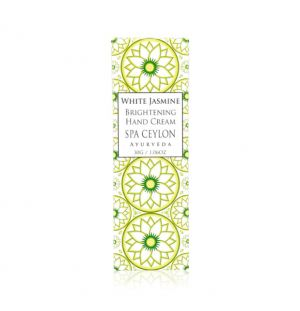 WHITE JASMINE - Brightening Hand Cream 30g
