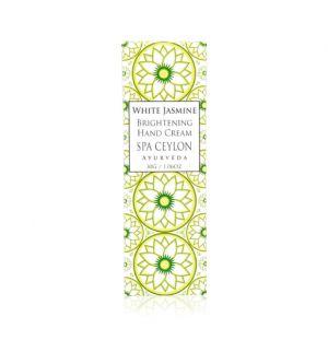 WHITE JASMINE - Brightening Hand Cream 30g