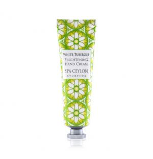 WHITE TUBEROSE - Brightening Hand Cream 30g