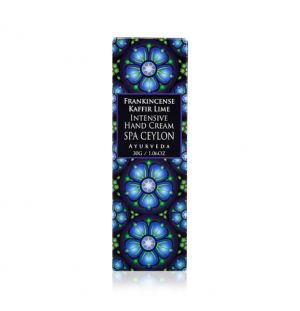 FRANKINCENSE KAFFIR LIME - Intensive Hand Cream 30g