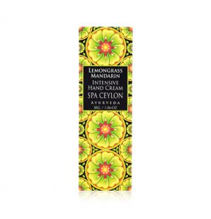 LEMONGRASS MANDARIN - Intensive Hand Cream 30g