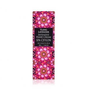 YLANG & LAVENDER - Intensive Hand Cream 30g