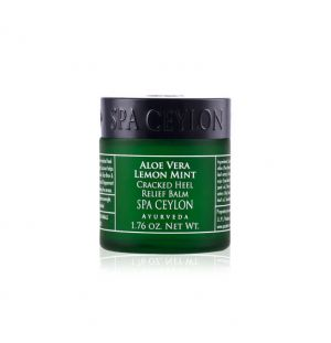 ALOE VERA LEMON MINT - Cracked Heel Treatment Balm 50g