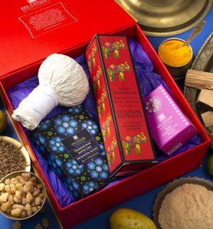 DIWALI GIFT BOX - PALACE INDULGENCE - LUXURY AROMAS