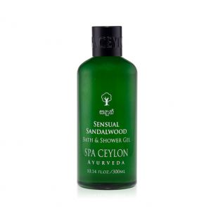 SENSUAL SANDALWOOD - Bath & Shower Gel 300ml