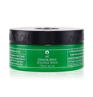 GINGER SPICE - Massage Balm 200g