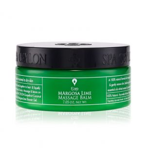 MARGOSA LIME - Massage Balm 200g
