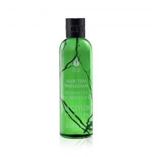 ALOE VERA WATER GRASS - Scalp Massage Oil 250ml