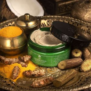CALUMBA WOOD - Body Scrub 225g
