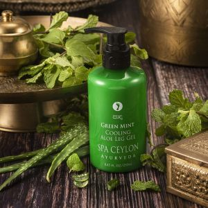 GREEN MINT - Cooling Aloe Leg Gel 250ml