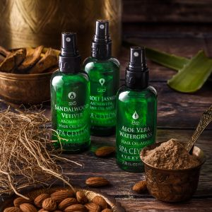 SANDALWOOD VETIVER - Hair Oil Mist 100ml