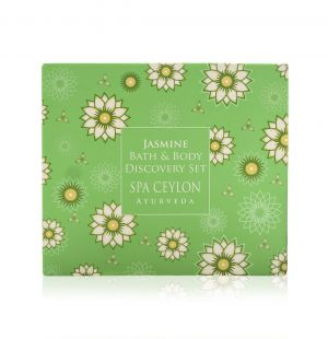 JASMINE - Bath & Body Care Discovery Set
