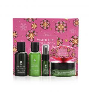 WATER LILY  - Bath & Body Care Discovery Set